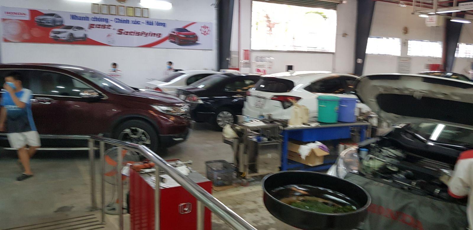 Honda Oto Da Nang